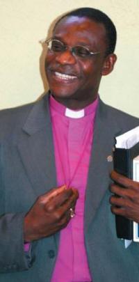 Archbishop Josiah Idowu-Fearon