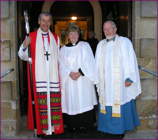 Ordination at Clogher Cathedral.